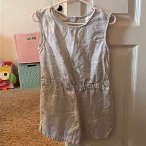 Old navy romper size 4t